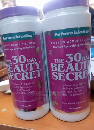 The 30 Days Beauty Secret - Age Defying Antioxidants Formula   Vitamins & Supplements for sale in Lagos State, Lagos Island (Eko)