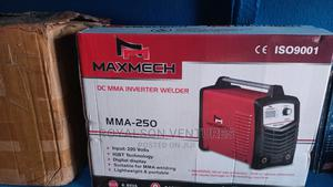 250amps Maxmech Inverter Welding Machine | Manufacturing Materials for sale in Lagos State, Ojo