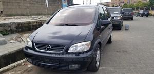 Opel Zafira 2006 Black   Cars for sale in Lagos State, Ogba