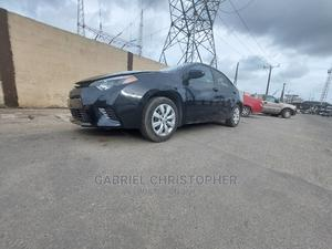 Toyota Corolla 2016 Black   Cars for sale in Lagos State, Surulere