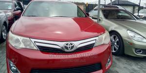 Toyota Camry 2013 Red | Cars for sale in Lagos State, Lekki