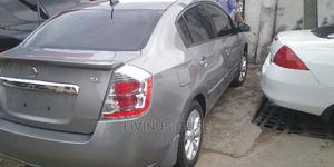 Nissan Sentra 2012 2.0 SL Gray | Cars for sale in Lagos State, Ogba
