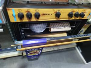 Maxi Gas Cooker 5 Burner | Kitchen Appliances for sale in Lagos State, Amuwo-Odofin