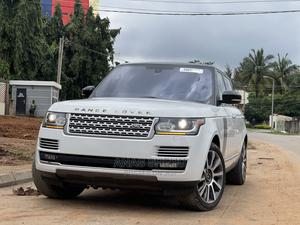 Land Rover Range Rover Vogue 2015 White | Cars for sale in Abuja (FCT) State, Asokoro