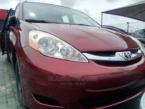 Toyota Sienna 2007 LE 4WD Red | Cars for sale in Lagos State, Lekki