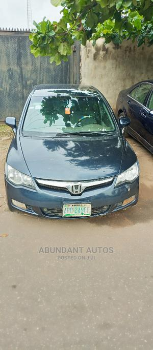 Honda Civic 2010 1.8 5 Door Automatic Blue   Cars for sale in Lagos State, Ikeja