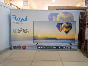 Royal Fhd Smart TV - 55sa72 | TV & DVD Equipment for sale in Abuja (FCT) State, Wuse