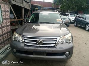 Lexus GX 2012 460 Premium Gray | Cars for sale in Lagos State, Amuwo-Odofin