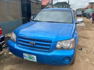 Toyota Highlander 2004 Limited V6 FWD Blue | Cars for sale in Oyo State, Ibadan