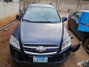 Chevrolet Captiva 2009 2.4 Black | Cars for sale in Ogun State, Ado-Odo/Ota