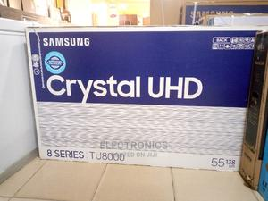 """Samsung 55"""" Smart TV - 55tu8000 