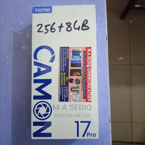 New Tecno Camon 17 Pro 256 GB Blue | Mobile Phones for sale in Kaduna State, Kaduna / Kaduna State