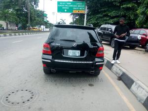 Mercedes-Benz GLK-Class 2012 350 4MATIC Black | Cars for sale in Lagos State, Surulere