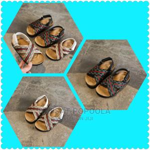 Boys Cork Sole Sandals | Children's Shoes for sale in Lagos State, Ikorodu