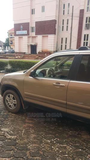 Honda CR-V 2004 EX 4WD Automatic Blue   Cars for sale in Anambra State, Onitsha