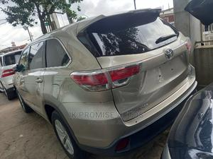 Toyota Highlander 2014 Gold | Cars for sale in Lagos State, Ikeja