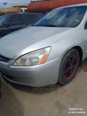 Honda Accord 2004 Automatic Silver | Cars for sale in Lagos State, Amuwo-Odofin