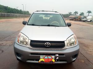 Toyota RAV4 2005 Silver | Cars for sale in Edo State, Ekpoma
