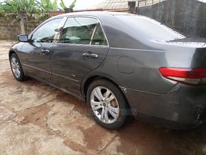 Honda Accord 2004 2.4 Type S Automatic Gray   Cars for sale in Ogun State, Ijebu Ode