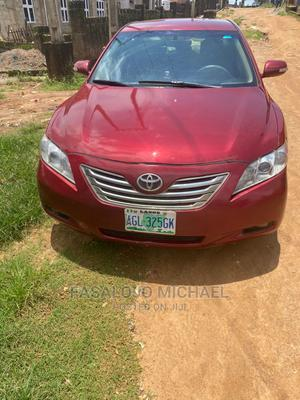 Toyota Camry 2007 Red | Cars for sale in Ondo State, Akure