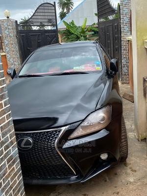 Lexus IS 2007 250 AWD Black | Cars for sale in Ondo State, Akure