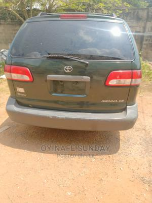 Toyota Sienna 2003 CE Green   Cars for sale in Lagos State, Ikeja