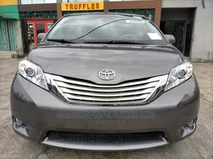 Toyota Sienna 2011 XLE 7 Passenger Gray | Cars for sale in Lagos State, Ikeja