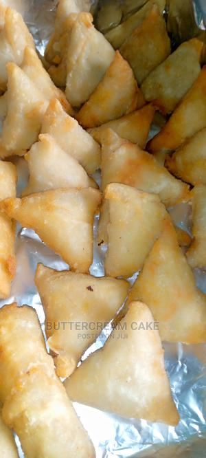 Small Chops, Fried Samosa, Spring Rolls, Mini Chicken | Meals & Drinks for sale in Lagos State, Alimosho