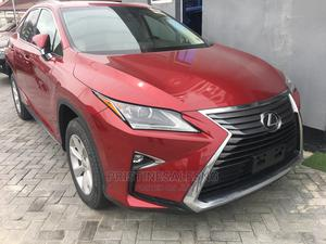 Lexus RX 2016 350 AWD Red | Cars for sale in Lagos State, Lekki