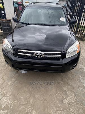 Toyota RAV4 2008 Black   Cars for sale in Lagos State, Amuwo-Odofin