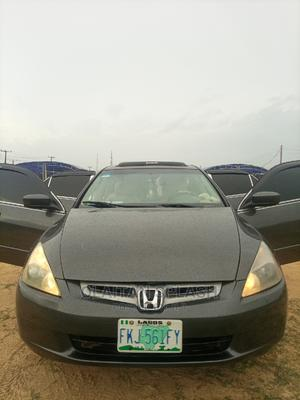 Honda Accord 2005 2.4 Type S Automatic Gray | Cars for sale in Lagos State, Ajah
