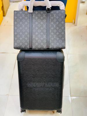 Louis Vuitton Luggage and Laptop Bag Available as Seen | Bags for sale in Lagos State, Lagos Island (Eko)