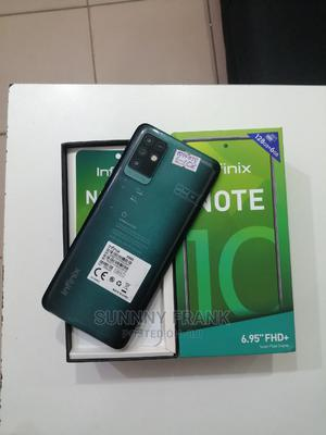 Infinix Note 10 128 GB Green | Mobile Phones for sale in Abuja (FCT) State, Wuse 2