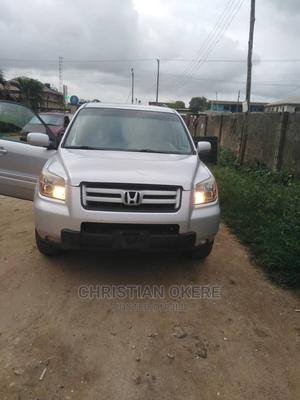 Honda Pilot 2006 Silver | Cars for sale in Lagos State, Alimosho