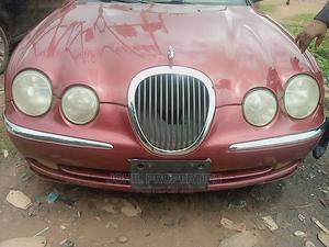 Jaguar S-Type 2003 3.0L V6 Red | Cars for sale in Abuja (FCT) State, Garki 1