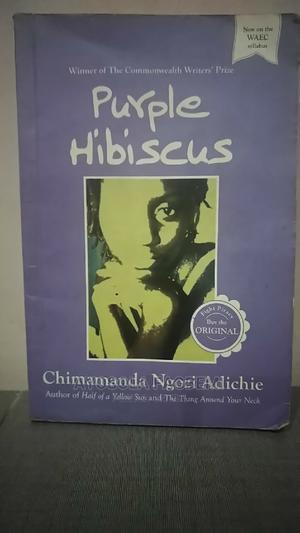 Purple Hibiscus | Books & Games for sale in Lagos State, Agboyi/Ketu