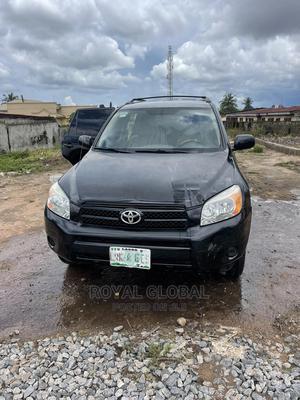 Toyota RAV4 2007 1.8 Black | Cars for sale in Ondo State, Akure