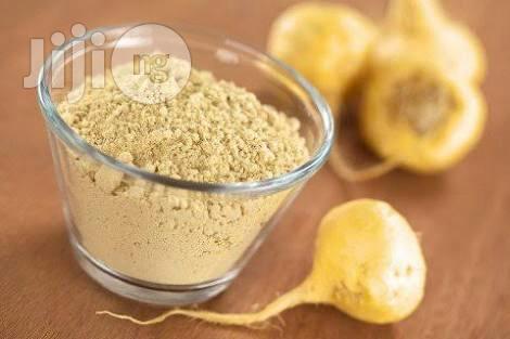 Maca Root Powder Unrefined Pure Organic Powder