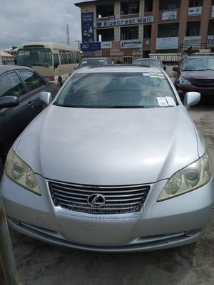 Lexus ES 2008 350 Silver   Cars for sale in Lagos State, Ajah