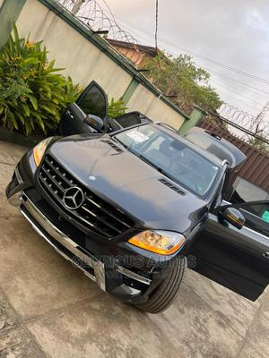 Mercedes-Benz M Class 2014 Gray | Cars for sale in Lagos State, Isolo