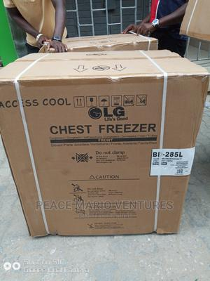 LG Chest Freezer With Sliding Glass 250L | Kitchen Appliances for sale in Lagos State, Lekki