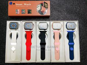 T55+Pro Series 6 Smartwatch   Smart Watches & Trackers for sale in Oyo State, Ibadan