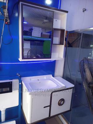 Bathroom/Dinning Cabinet.   Furniture for sale in Abuja (FCT) State, Dei-Dei