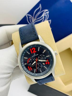 Daneil Clein Genuine Leather Wrist Watch High Quality | Watches for sale in Lagos State, Lagos Island (Eko)