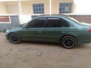 Honda Civic 2005 1.6i LS Automatic Green | Cars for sale in Kaduna State, Kaduna / Kaduna State