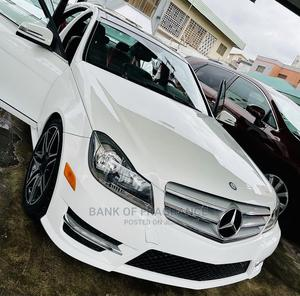 Mercedes-Benz C300 2013 White   Cars for sale in Lagos State, Ikeja