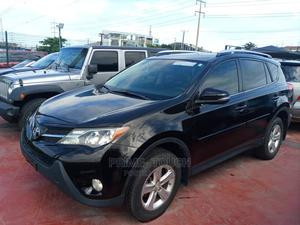 Toyota RAV4 2013 XLE AWD (2.5L 4cyl 6A) Black | Cars for sale in Lagos State, Surulere