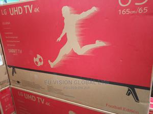 LG Uhd TV 65 Inch 4K Display 4K Hdr Smart LED TV | TV & DVD Equipment for sale in Lagos State, Ojo
