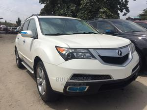 Acura MDX 2010 White   Cars for sale in Lagos State, Apapa
