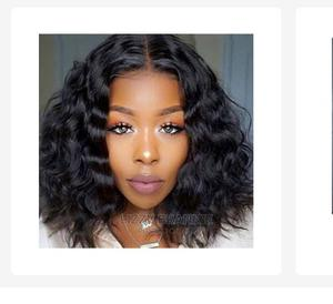 Waterwave Curly Hair Wig With Closore | Hair Beauty for sale in Lagos State, Yaba